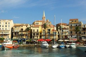 Hafenpromenade von Calvi